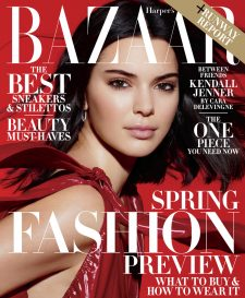 Harper's Bazaar February 2018 Featuring Dr. Jegasothy