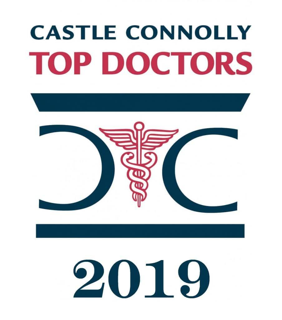 Castle Connolly Top Doctors 2019 Award
